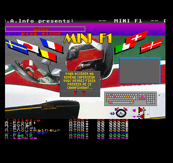 Thumbnail of other screenshot of Mini F1