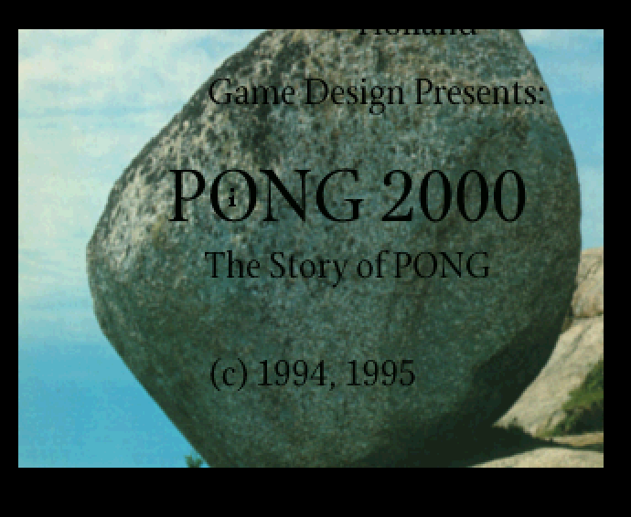 Thumbnail of other screenshot of Ping 2000