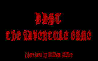 Thumbnail of other screenshot of DDST - The Adventure Game