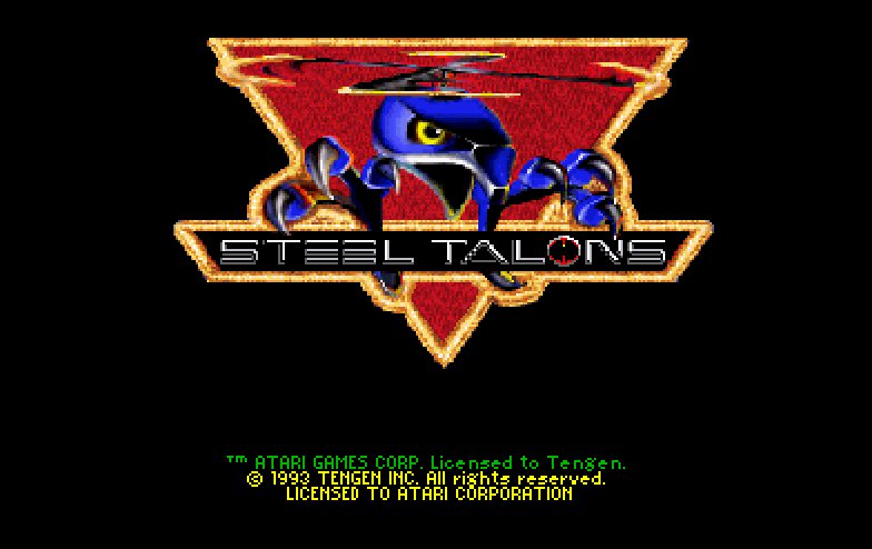Screenshot of Steel Talons