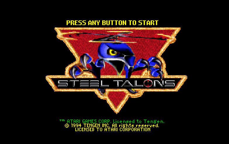 Thumbnail of other screenshot of Steel Talons