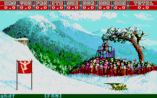 Thumbnail of other screenshot of Winter Games