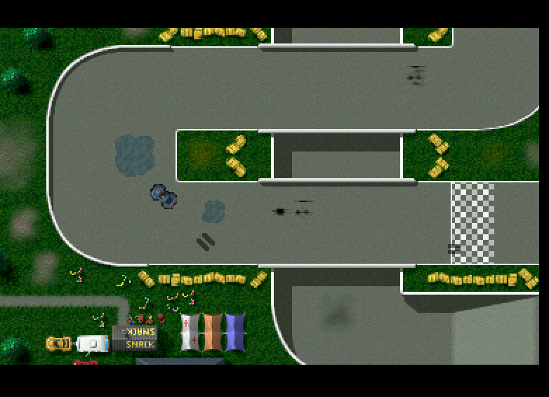 Thumbnail of other screenshot of Radical Race