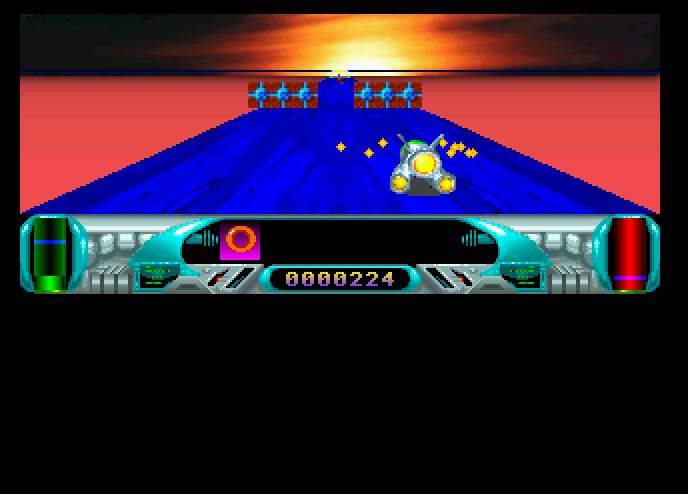 Screenshot of Rave