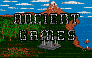 Large screenshot of Ancient Games