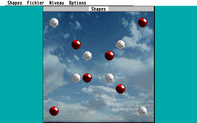 Thumbnail of other screenshot of Shapes