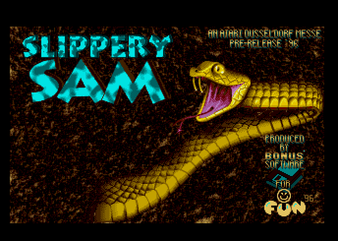 Thumbnail of other screenshot of Slippery Sam The Game