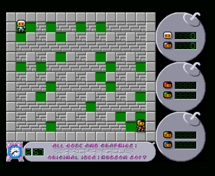 Thumbnail of other screenshot of Super Bomberman