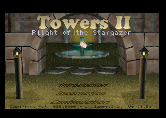 Thumbnail of other screenshot of Towers II - Plight of the Stargazer