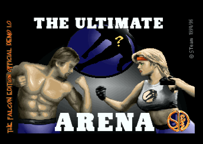Thumbnail of other screenshot of Ultimate Arena - Falcon