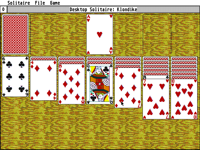 Thumbnail of other screenshot of Desktop Solitaire