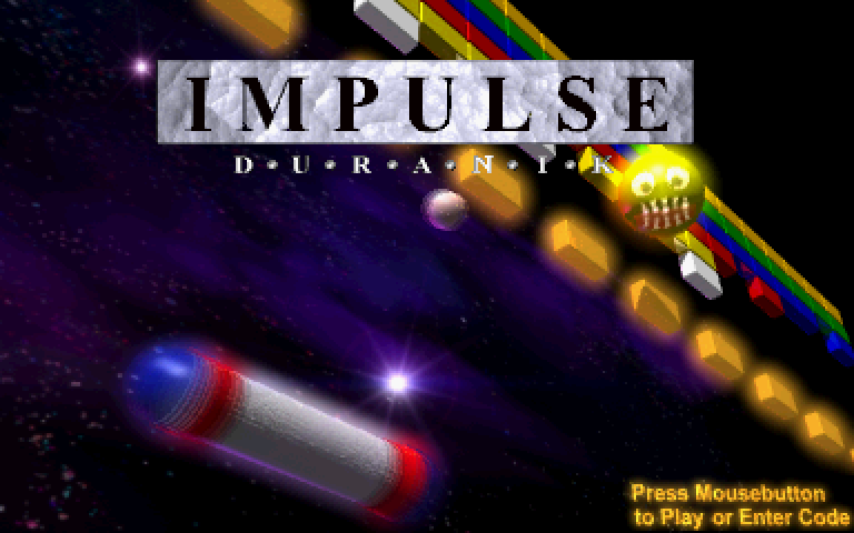 Screenshot of Impulse