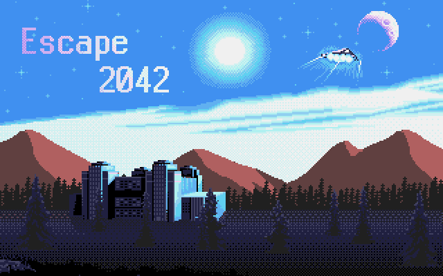Thumbnail of other screenshot of Escape 2042 - The Truth Defender