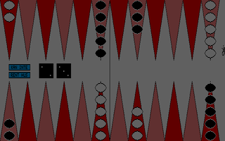 Thumbnail of other screenshot of Backgammon