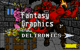 Thumbnail of other screenshot of Fantasy Graphics