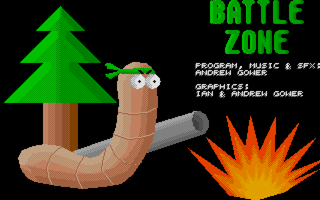 Screenshot of Battle Zone