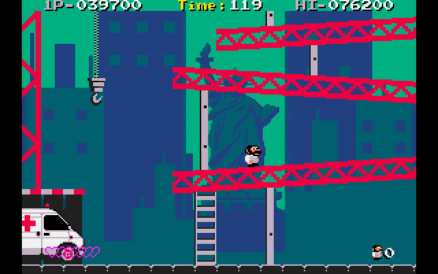 Screenshot of Crash Time Plumber