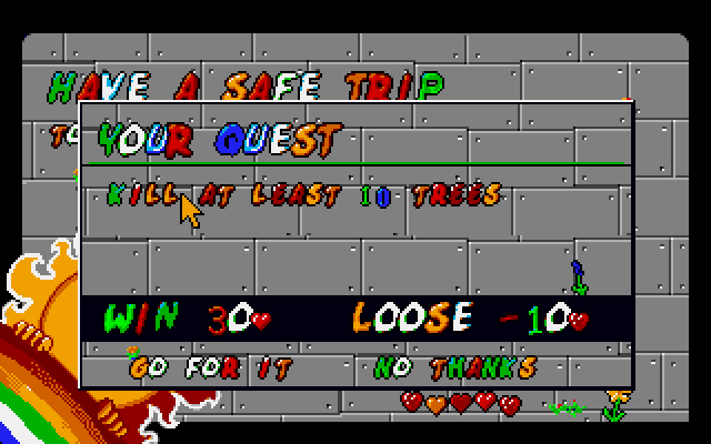 Screenshot of Anarcho Ride