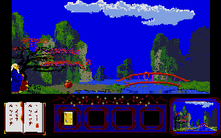 Large screenshot of Golden Path