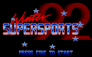 Thumbnail of other screenshot of Winter Supersports '92