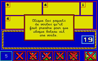Screenshot of Adibou - Je Calcule 6-7 Ans