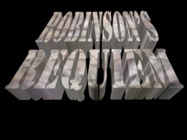 Thumbnail of other screenshot of Robinson's Requiem CD