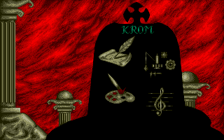 Large screenshot of Krom