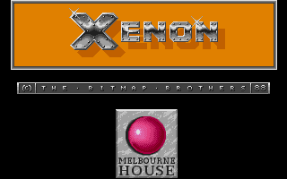 Screenshot of Xenon