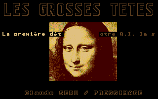 Thumbnail of other screenshot of Grosses Têtes, Les