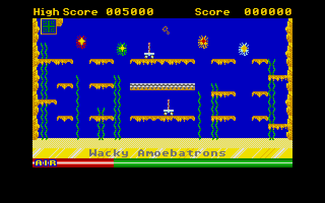 Thumbnail of other screenshot of Manic Miner