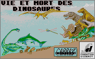 Thumbnail of other screenshot of Vie et Mort des Dinosaures