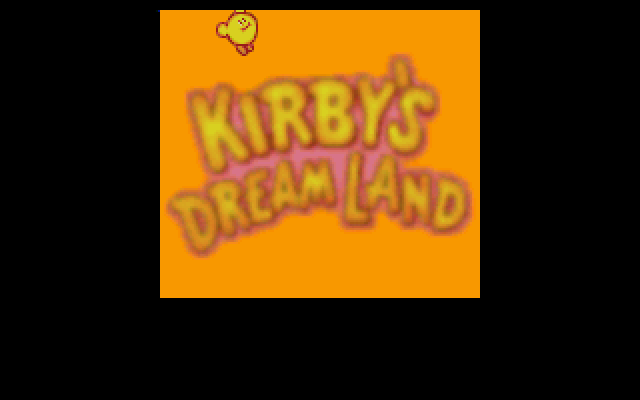 Thumbnail of other screenshot of Kirby's Dreamland - Godboy