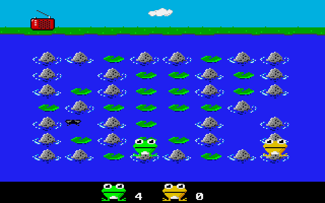 Thumbnail of other screenshot of Frogs