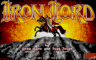 Screenshot of Iron Lord