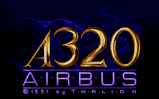 Screenshot of A320 Airbus Edition USA