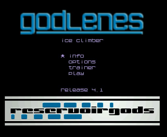 Thumbnail of other screenshot of Ice Climber - Godlenes