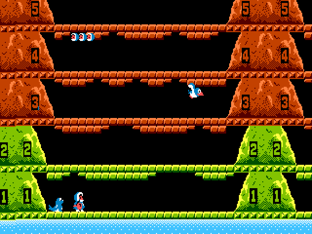 Screenshot of Ice Climber - Godlenes