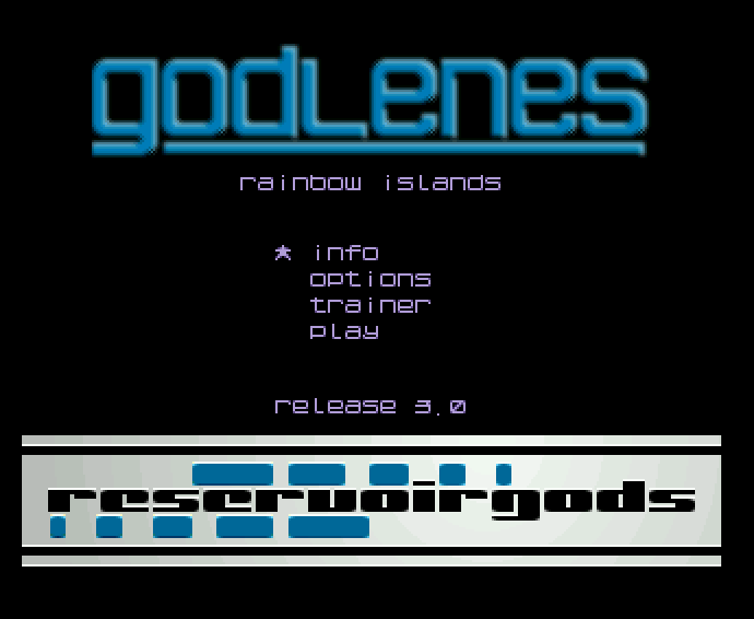 Thumbnail of other screenshot of Rainbow Islands - Godlenes