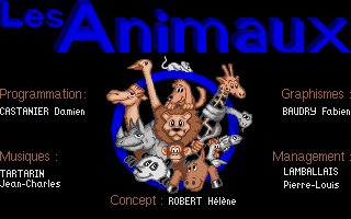 Thumbnail of other screenshot of Animaux, Les