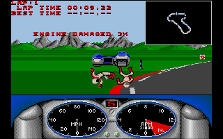 Screenshot of Combo Racer