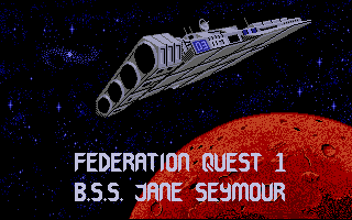 Screenshot of Federation Quest 1 - B.S.S. Jane Seymour