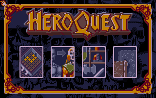 Screenshot of HeroQuest