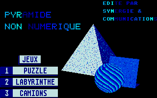 Thumbnail of other screenshot of Pyramide Non Numérique