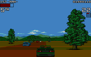 Thumbnail of other screenshot of Lotus Turbo Challenge 3 - The Ultimate Challenge