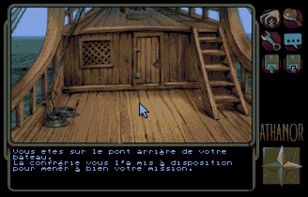 Thumbnail of other screenshot of Athanor 2 - La Légende Des Hommes-Oiseaux