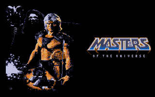 Screenshot of Masters Of The Universe