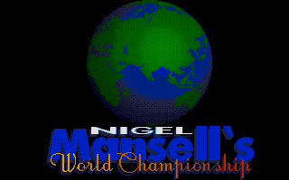 Thumbnail of other screenshot of Nigel Mansells World Championships
