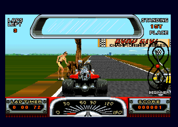 Thumbnail of other screenshot of Road Riot 4WD