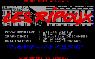 Thumbnail of other screenshot of Ripoux, Les