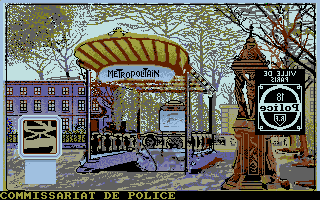 Screenshot of Ripoux, Les